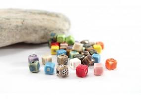 Perles Céramique & Porcelaine