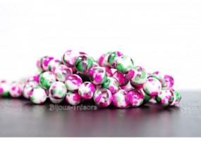 Perles Howlite