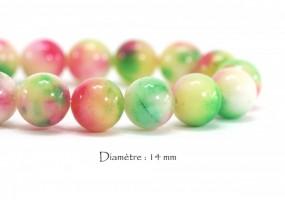 Perles Jade
