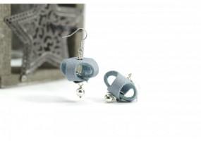 Cuir pour boucle d'oreille