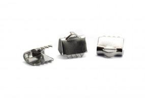Shefii Lot de 5 fermoirs magn/étiques en acier inoxydable pour fabrication de bijoux