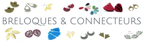 Breloques & Connecteurs
